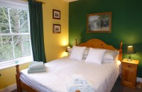 Old Cobblers Cottage - Double Bedroom