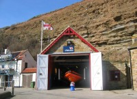 Staithes - Lifeboat Station